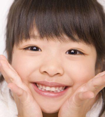 乳歯と永久歯の生え変わりについて