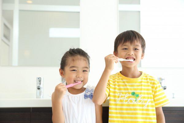 こどもの歯ブラシについて