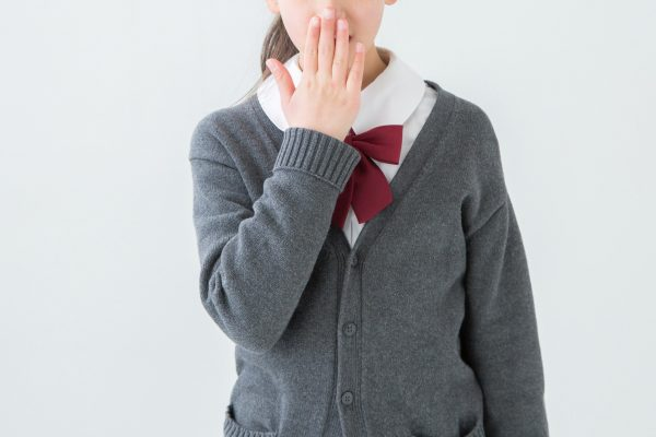 口呼吸と口臭の関係について