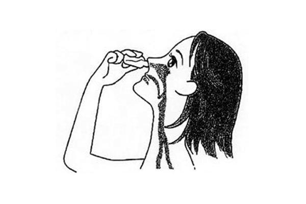 鼻は通っていますか?