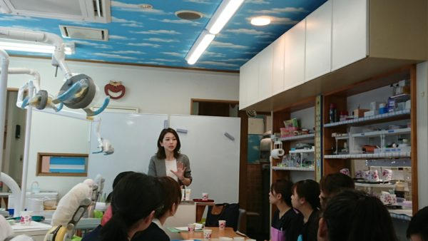 松島 西村歯科医院 研修風景